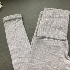 Lululemon Roll Down Wunder Under Leggings 28""